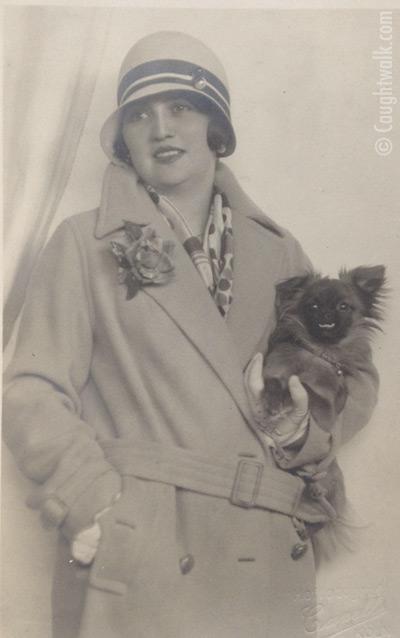 posh ambition old vintage photo fashion 1920