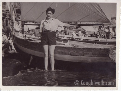 sailor old vintage photo fashion 1940 caughtwalk